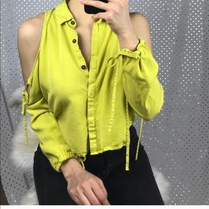 Tops - Lime top